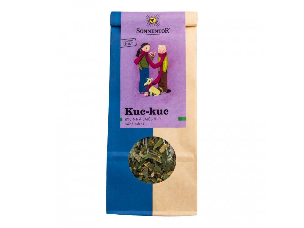 Čaj Kuc-kuc sypaný 50g BIO SONNENTOR