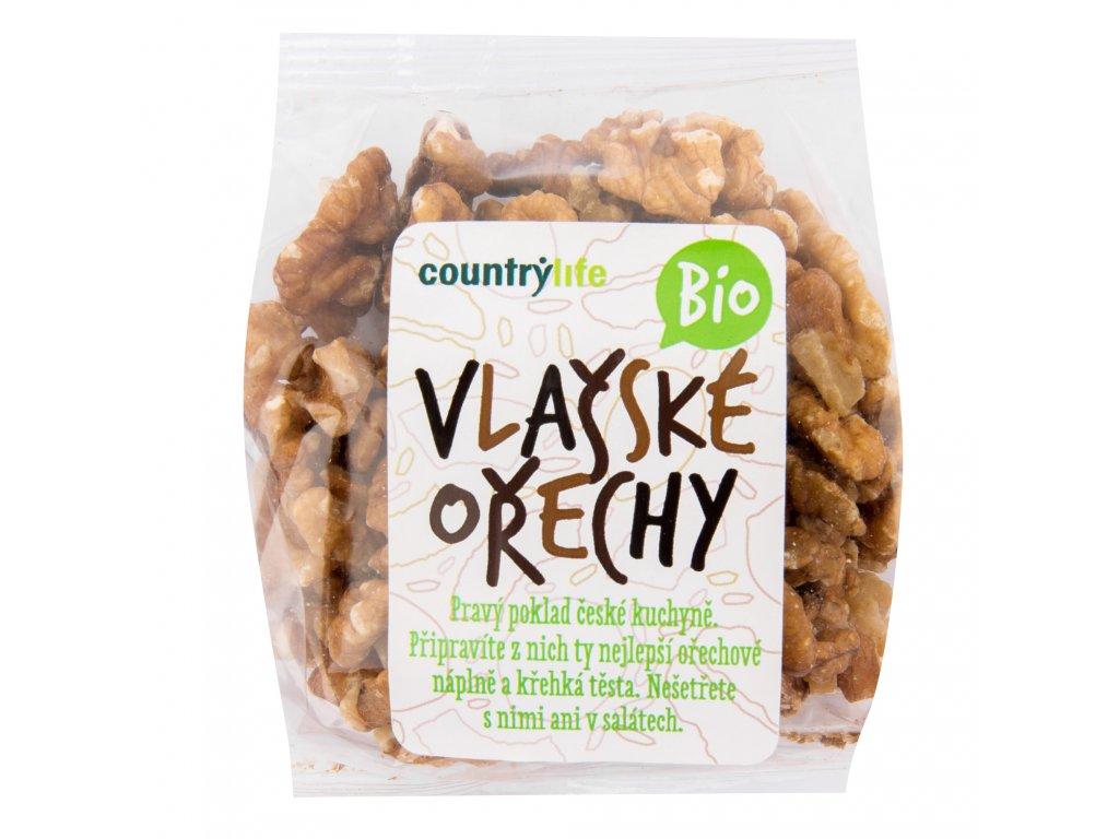 Vlašské ořechy 100g BIO COUNTRYLIFE
