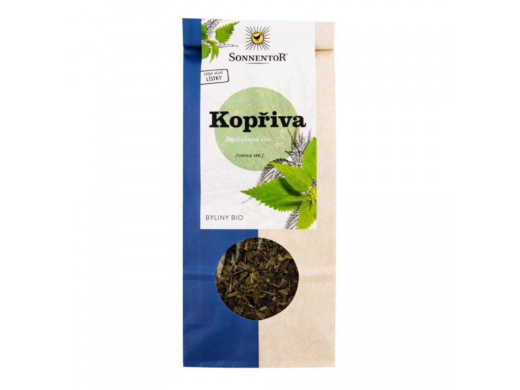 Čaj Kopřiva sypaný 50g BIO SONNENTOR