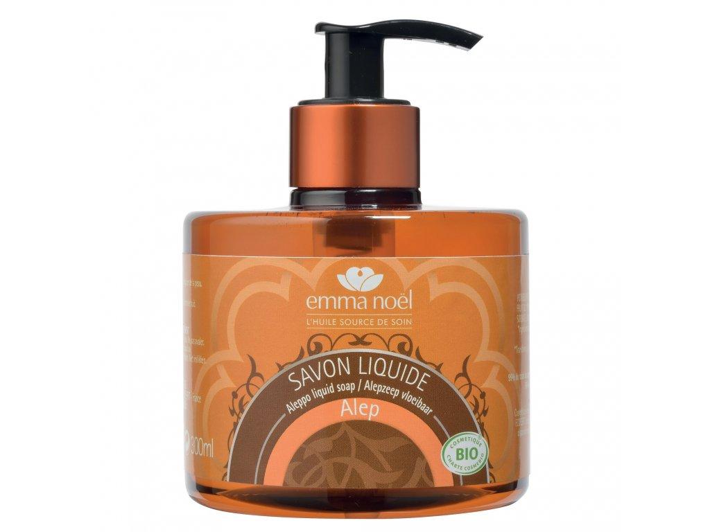Mýdlo tekuté Alep 300 ml BIO EMMA NOËL