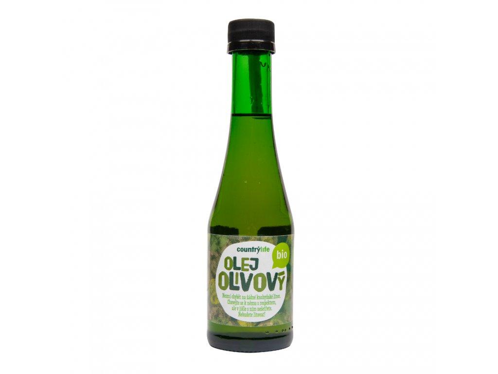 Olej olivový 200ml BIO COUNTRYLIFE