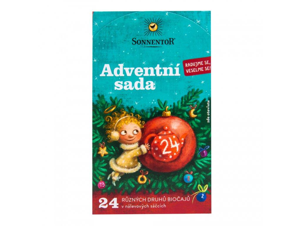 Čaj Adventní sada 37,5g BIO SONNENTOR