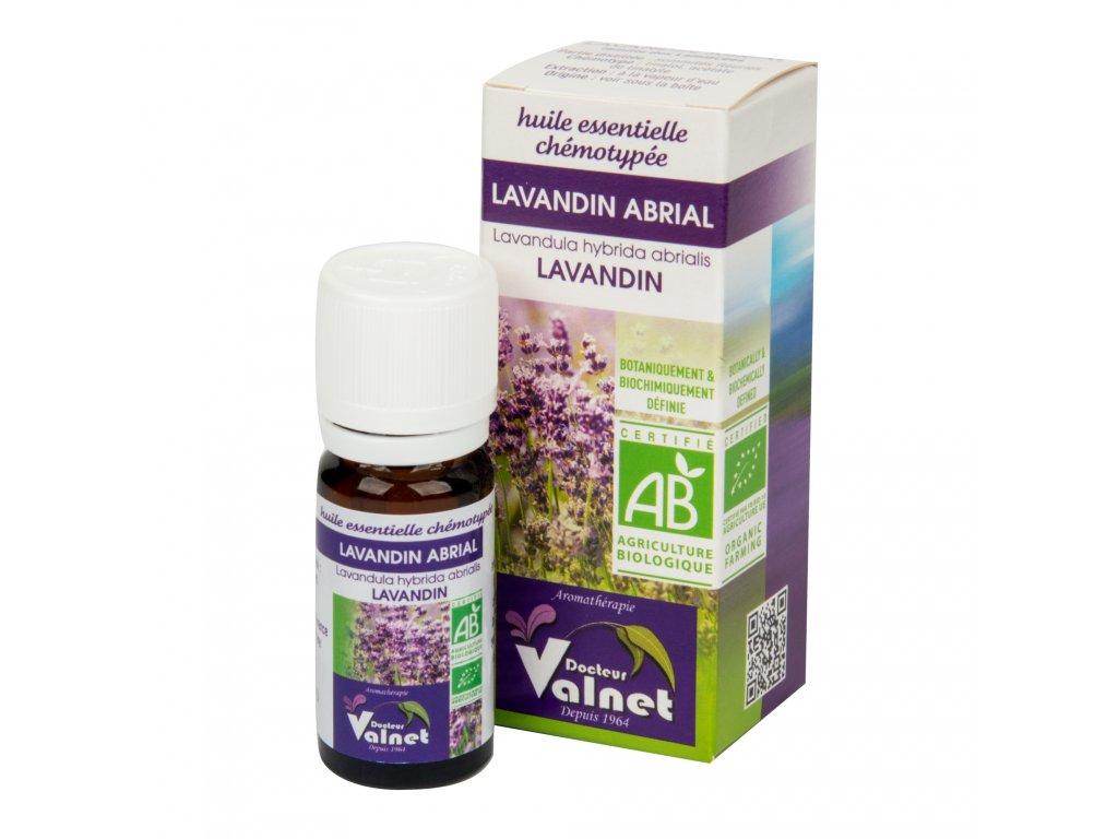 Éterický olej lavandin 10 ml BIO DOCTEUR VALNET
