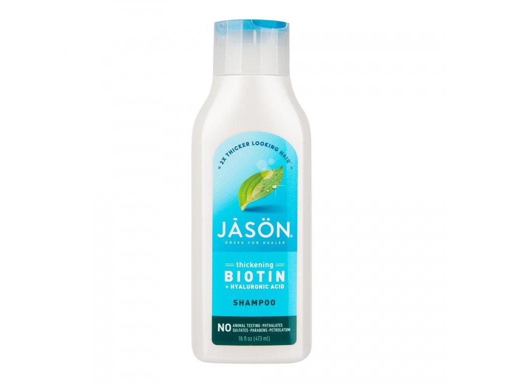 Šampon biotin 473 ml JASON