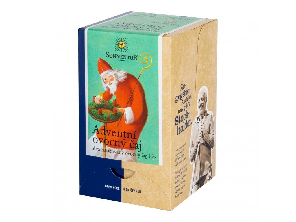 Čaj Adventní ovocný 50,4g BIO SONNENTOR