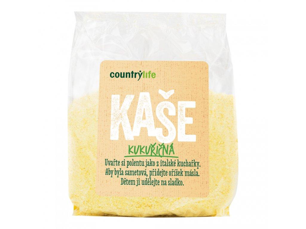 Kaše kukuřičná 250g COUNTRYLIFE