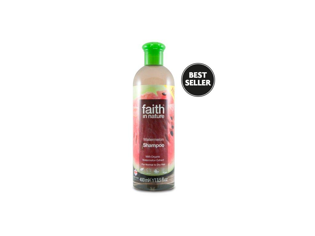 Faith in Nature BIO Šampon Vodní meloun 250 ml