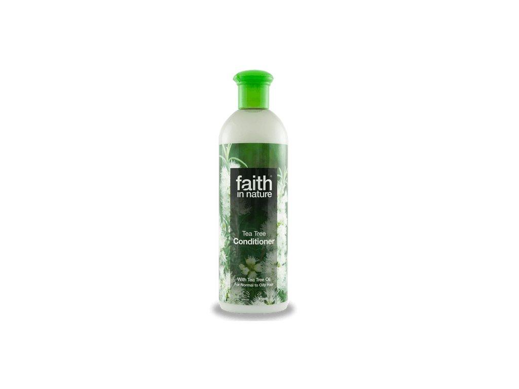 Faith in Nature přírodní kondicioner Tea Tree 250 ml