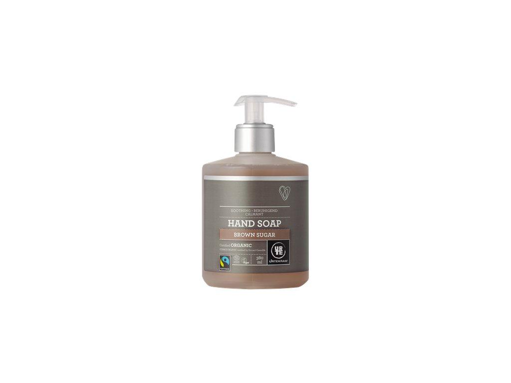 Urtekram Tekuté mýdlo na ruce BIO brown sugar 380 ml