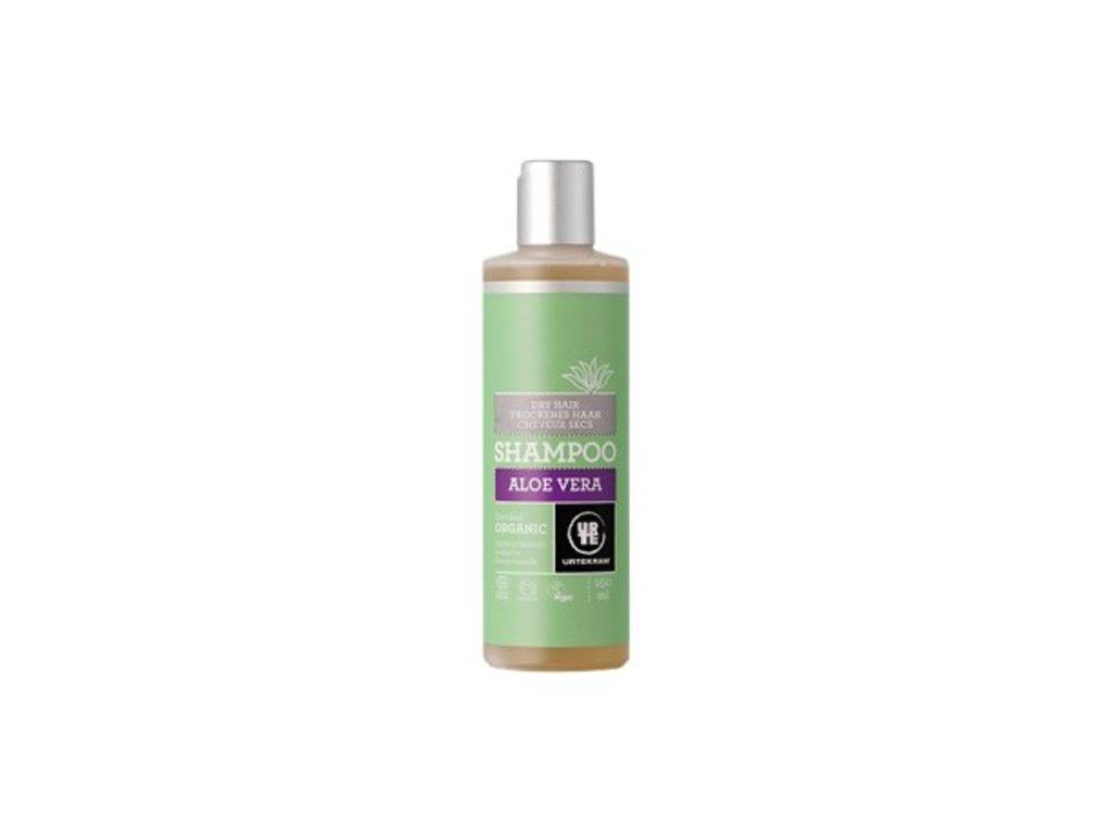 Urtekram Šampón BIO aloe vera – suché vlasy 250 ml