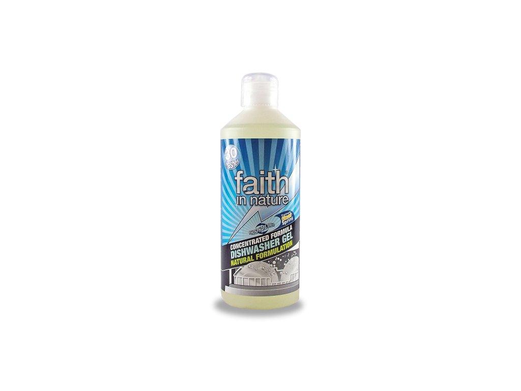 Faith in Nature - Koncentrovaný přírodní gel do myčky 500 ml