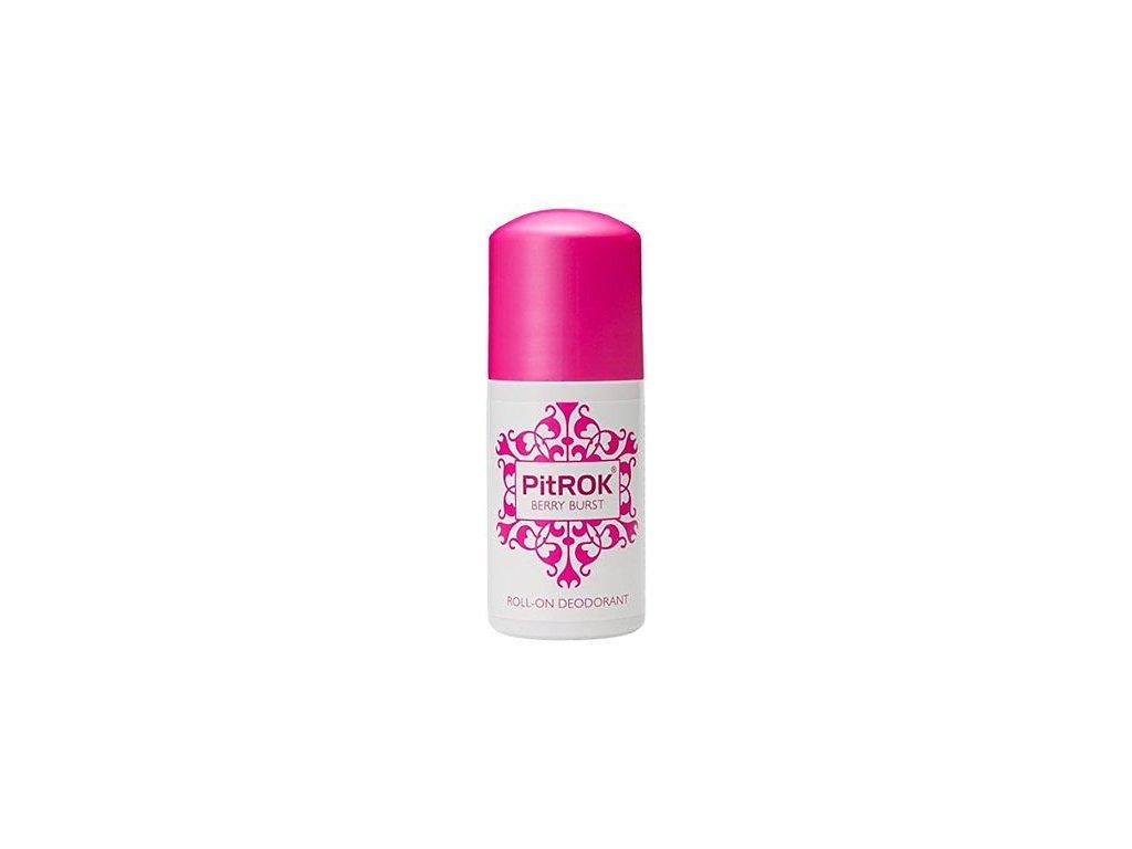 PitROK kuličkový deodorant pro ženy deo-krystal - Berry Burst 50 ml