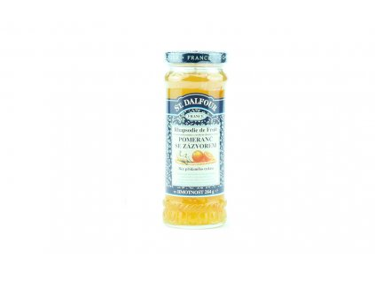 Džem pomeranč se zázvorem - St.Dalfour 284g