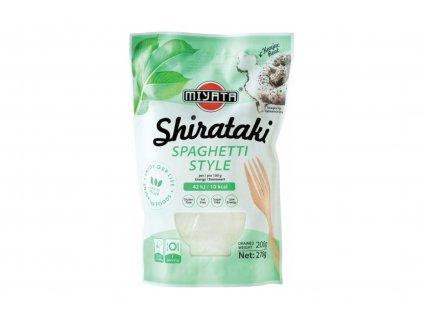 Shirataki s konjakem ve tvaru špaget - Miyata 270g