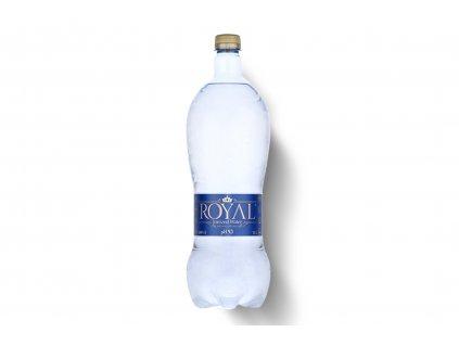 IONIZED WATER - ionizovaná mikro-clusterovaná voda s pH 9,3 - Royal Water 1,5l