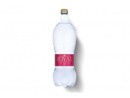 BABY MINERAL WATER - Dětská minerální voda s pH 7,4 - Royal Water 1,5l