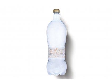 DAILY ION WATER - ionizovaná mikro-clusterovaná voda s pH 8,5 - Royal Water 1,5l