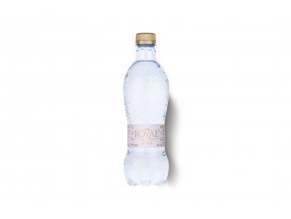 DAILY ION WATER - ionizovaná mikro-clusterovaná voda s pH 8,5 - Royal Water 0,5l