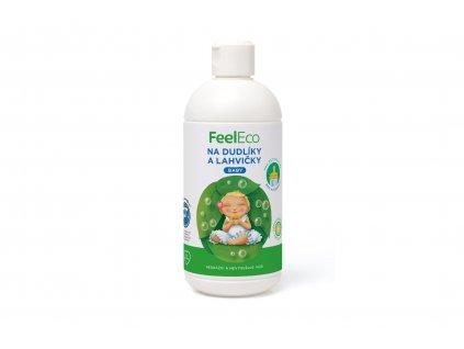 Na dudlíky a lahvičky - Feel Eco 500ml