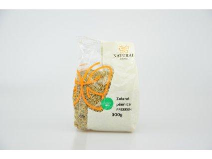 Zelená pšenice freekeh - Natural 300g
