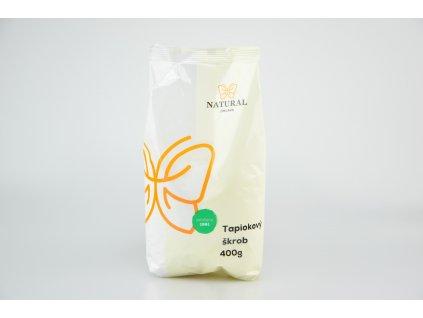 Tapiokový škrob - Natural 400g