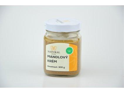 Mandlový krém - Natural 300g