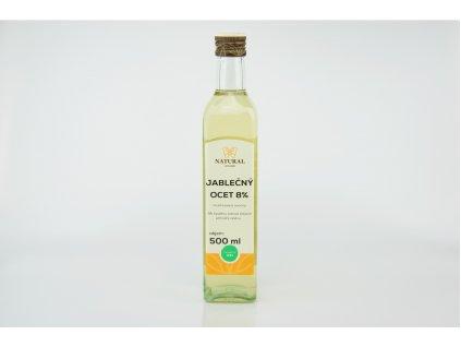 Jablečný ocet 8% - Natural 500ml