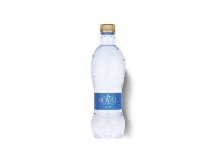 MINERAL WATER - Přírodní minerální voda s pH 7,4 - Royal Water 0,5l