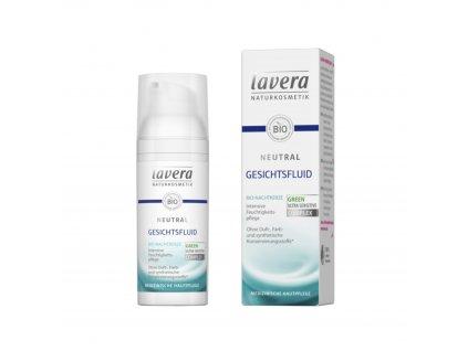 Přírodní hydratační fluid Neutral 50 ml Lavera