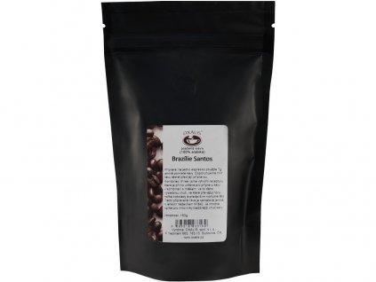 Brazílie Santos 150 g - zrnková káva