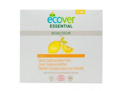 ECOVER tablety do myčky Classic Citron 1,4 kg ECOCERT