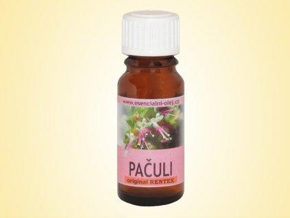 Vonný olej s aroma pačuli