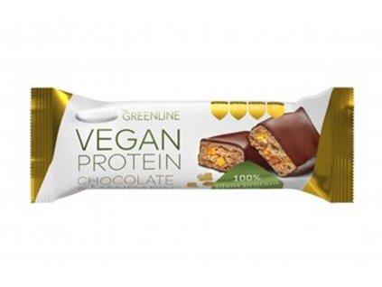 Green line vegan proteinová tyčinka
