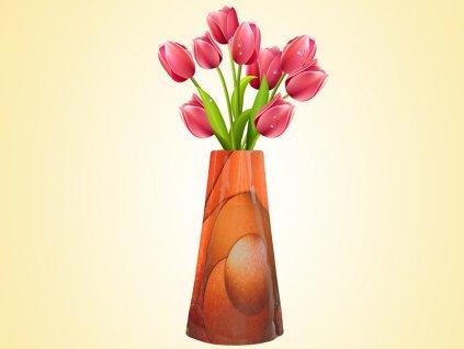 Skládací váza dekor č.07 AKCE