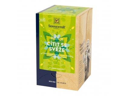 Čaj Cítit se svěže 30,6 g BIO SONNENTOR