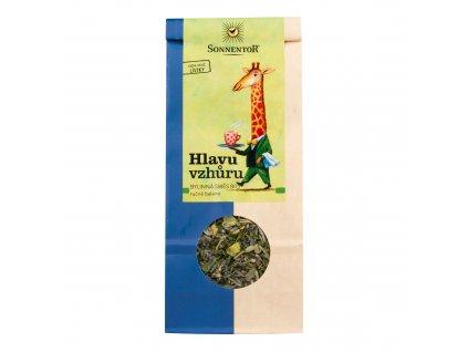 Čaj Hlavu vzhůru sypaný 50 g BIO SONNENTOR