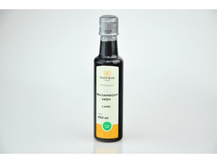 Balsamikový krém s chilli - Natural 250ml