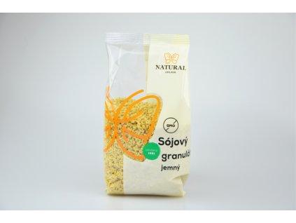 Sójový granulát jemný - Natural 200g