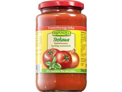 Bio TOSKANA omáčka na těstoviny RAPUNZEL 550 g