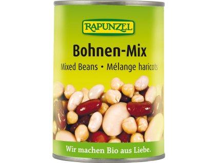 Bio směs luštěnin sterilovaná RAPUNZEL 400 g