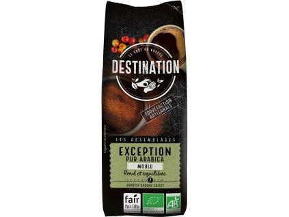 Bio káva mletá Exception Destination 250 g
