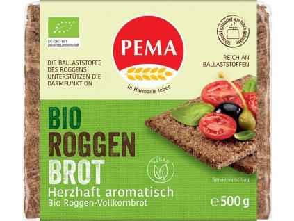 Bio žitný chléb PEMA 500 g