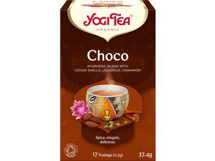 Bio Choco Yogi Tea 17 x 2,2 g
