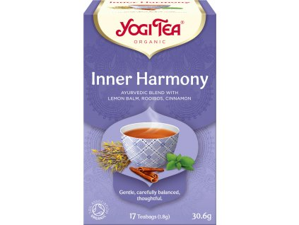 Bio Vnitřní harmonie Yogi Tea 17 x 1,8 g