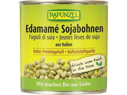 Bio sója edamamé sterilovaná RAPUNZEL 200 g
