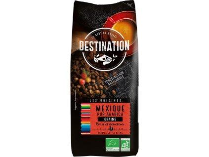 Bio káva zrnková Mexiko Destination 1 kg