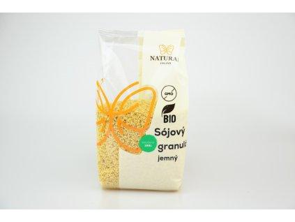 Sójový granulát jemný BIO - Natural 200g