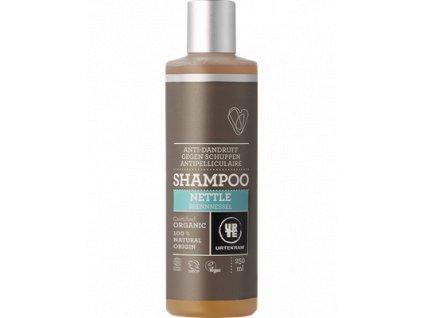 Urtekram - BIO Kopřivový šampon proti lupům 250 ml