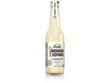 Bio Limonáda z Kopanic levandulová 0,33l