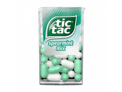 TIC TAC spearmint MIX